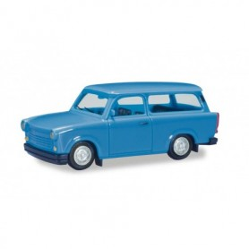 Herpa 027359-003 Trabant 1.1 Universal, Olympia blue