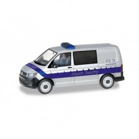 Herpa 095235 VW T6 Bus 'Fraport | Airport Security'