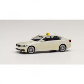 Herpa 095259 BMW 5er Limousine 'Taxi'