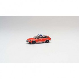 Herpa 095303 Audi A4 Avant 'Fire Department Cadolzburg'