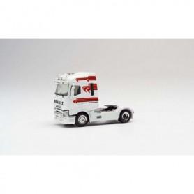 "Herpa 311731 Renault T rigid tractor ""Turboleader"""