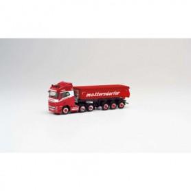 Herpa 311908 Volvo FH Gl. thermo trough semitrailer 'Mattersdorfer'