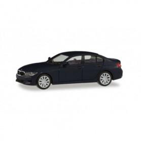 Herpa 420518 BMW 3er Limousine, black