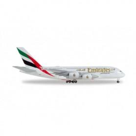 Herpa Wings 514521-005 Flygplan Emirates Airbus A380