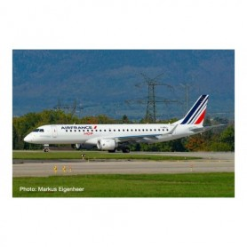 Herpa Wings 534208 Flygplan Air France HOP Embraer E190
