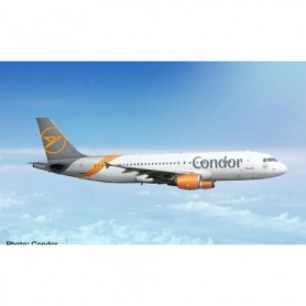 Herpa Wings 534307 Flygplan Condor Airbus A320 - new 2019 colors
