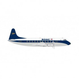 Herpa Wings 570817 Flygplan BOAC Vickers Viscount 700 – 'Scottish Princess'