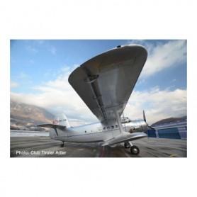 "Herpa Wings 570831 Flygplan Tiroler Adler Antonov AN-2 – OK-TIR ""Luis Trenker"""