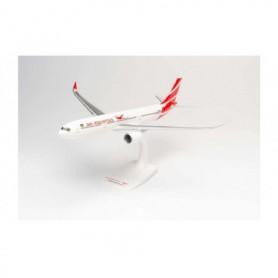 Herpa Wings 612623 Flygplan Air Mauritius Airbus A330-900 neo – 3B-NBU 'Aapravasi Ghat'
