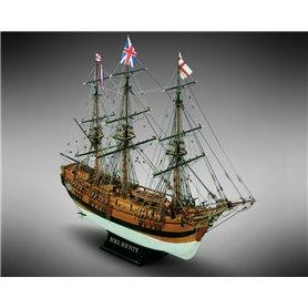 Mamoli MV39 Bounty - XVIII Century British Frigate
