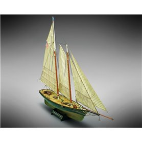 Mamoli MV26 America - The yachting schooner