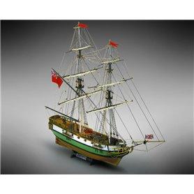 Mamoli MV45 Portsmouth - English merchant Brig