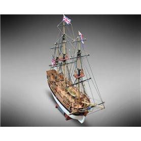 Mamoli MV52 Bounty - XVIII Century British Frigate