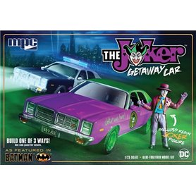 "MPC 890 Dodge Monaco 1978 ""Batman - The Joker Getaway"""