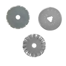 Model Craft PKN6194X Spare Blades for Rotary Cutter (28mm)