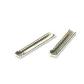 Peco SL-110 Skarvjärn i metall för skala H0 Code 75, 24 st / förpackning