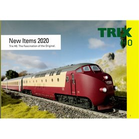 Trix 345395 Trix H0 Nyhetskatalog 2020 Engelska
