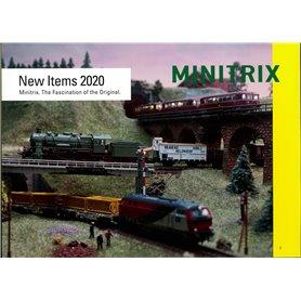 Trix 345402 Minitrix N Nyhetskatalog 2020