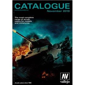 Media KAT513 Vallejo Katalog 2019 - November