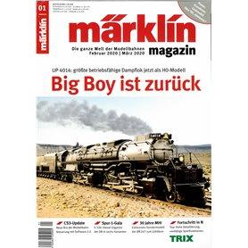 Märklin Magazin 1/2020 Tyska