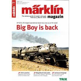 Märklin Magazin 1/2020 Engelska