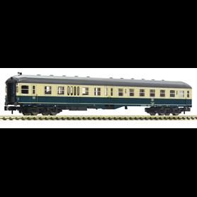 Fleischmann 866487 Kontrollvagn 2:a klassBDymf 456 typ DB med funktionsdekoder