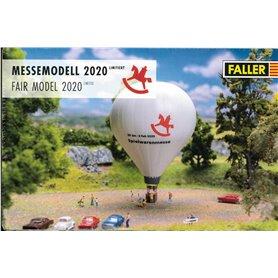 "Faller 959920 Luftballong ""Nürnberg Spielwarenmesse 2020"","
