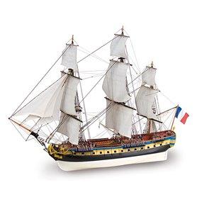 Artesania 22517 La Fayette Hermione 1780