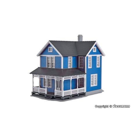 Kibri 38841 Svensk villa, blå