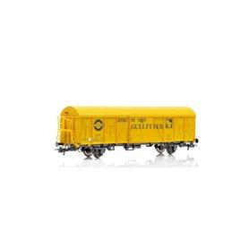 """NMJ 609303 Godsvagn SJ Gre 53081 """"Gullfiber"""""""