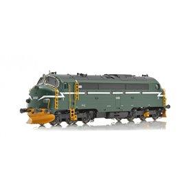 NMJ 90021DCC Diesellok OBAS Di3 632 Nohab - Ofotbanen DCC med ljud