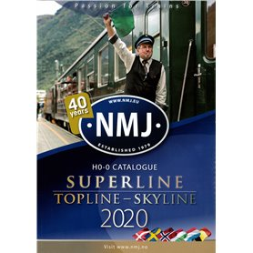 Media KAT515 NMJ Huvudkatalog 2020 Topline - Skyline - Superline