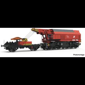 Roco 79036 Slewing railway crane EDK 750 ÖBB