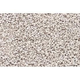 Woodland Scenics B74 Ballast, ljusgrå, fin, 35 cl i påse