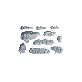 Woodland Scenics C1230 Outcroppings Rock Mold, 12.7 cm x 17.7 cm