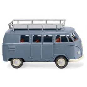 Wiking 78810 VW T1 (type 2) bus - blue
