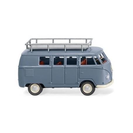 Wiking 78810 VW T1 (type 2) bus - blue