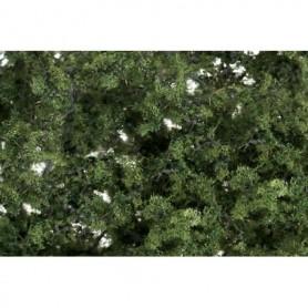 Woodland Scenics F1131 Foliage 'Fine-Leaf', mediumgrön, 120 cl i box