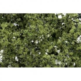 Woodland Scenics F1132 Foliage 'Fine-Leaf', ljusgrön, 120 cl i box