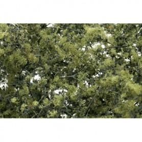 Woodland Scenics F1133 Foliage 'Fine-Leaf', olivgrön, 120 cl i box
