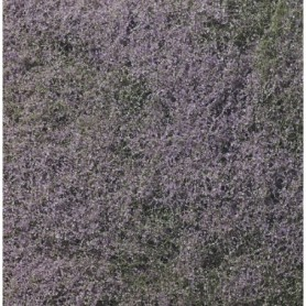 Woodland Scenics F177 Foliage, blommande, lila, 46 cl i påse