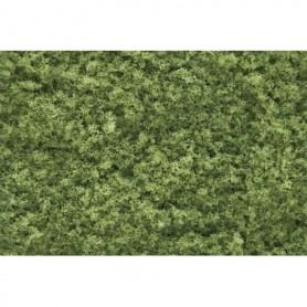 Woodland Scenics F51 Foliage, ljusgrön, 46 cl i påse