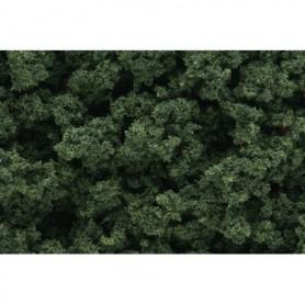 Woodland Scenics FC146 Klumpfoliage, grov, mediumgrön, 35 cl i påse