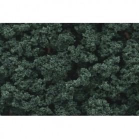 Woodland Scenics FC147 Klumpfoliage, grov, mörkgrön, 35 cl i påse