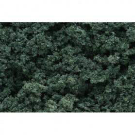 Woodland Scenics FC59 Klumpfoliage kluster, mörkgrön, 83 cl i påse