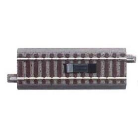 Roco 61118 Avkopplingsskena G100, längd 100 mm, elektrisk