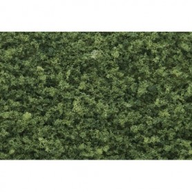Woodland Scenics T64 Turf, grov, mediumgrön, 35 cl i påse