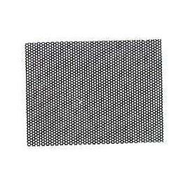 Weinert 9332 Mässingriffelbleck, superfin, 9,5 x 14,5 cm, mässing, 0,3 mm, 1 st