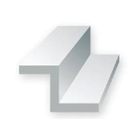 Evergreen 755 Z-profil, höjd 4.0 mm, 3 st, längd 35 cm