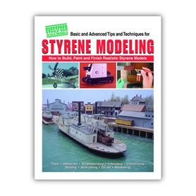 Evergreen 14 Bok - Basic and Advanced Tips for Styrene Modeling